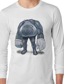 Realistic looking Polywrath Long Sleeve T-Shirt