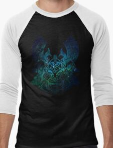 Space Samurai  Men's Baseball ¾ T-Shirt