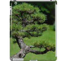 Bonsai Garden iPad Case/Skin