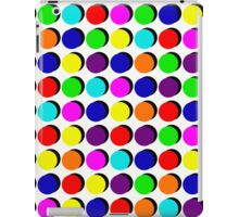 Pick A Colour, Push A Button iPad Case/Skin