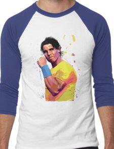 Rafa Nadal Men's Baseball ¾ T-Shirt