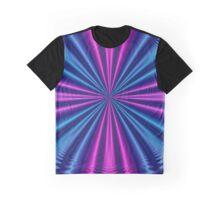 Neon Tunnel Graphic T-Shirt