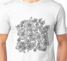 floral garden Unisex T-Shirt