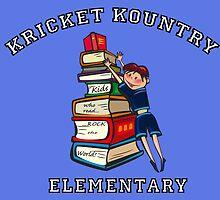 KRICKET KOUNTRY ELEMENTARY: Readers Rock the World! by Kricket-Kountry