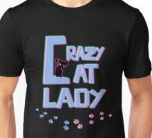 Crazy Cat Lady! Unisex T-Shirt