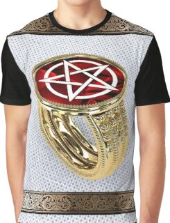Ring Of Lucifer Graphic T-Shirt