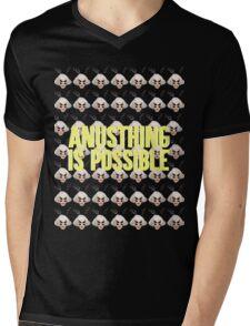 ALASKA THUNDERFUCK - ANUSTHING IS POSSIBLE Mens V-Neck T-Shirt