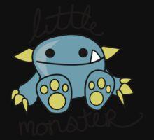 Little Monster Baby Tee