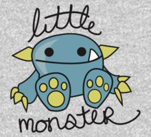Little Monster Kids Tee