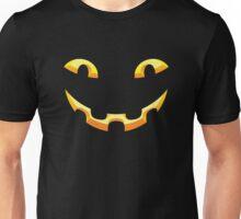 Halloween Pumpkin Face Costume Unisex T-Shirt