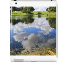 Cloud reflections iPad Case/Skin