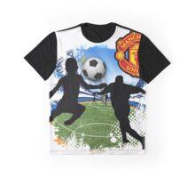 soccer Man-Uni  Graphic T-Shirt