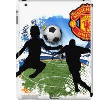 soccer Man-Uni  iPad Case/Skin