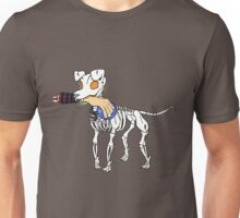 Skeleton Dog (Original Version) Unisex T-Shirt