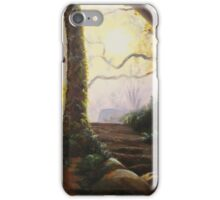 And Time Stands Still in Sintra iPhone Case/Skin