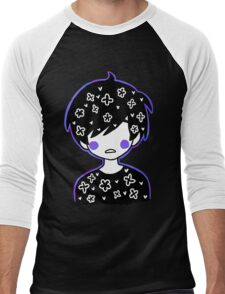 space petals Men's Baseball ¾ T-Shirt