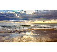 Heavenly Sunrise Photographic Print
