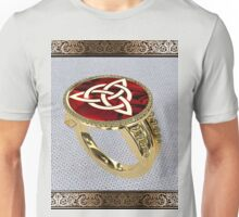 Ring Of Trinity Unisex T-Shirt