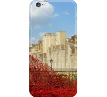 Wave of Blood-Tower of London iPhone Case/Skin