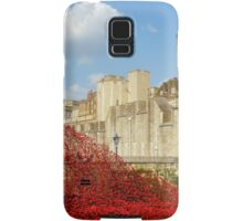 Wave of Blood-Tower of London Samsung Galaxy Case/Skin