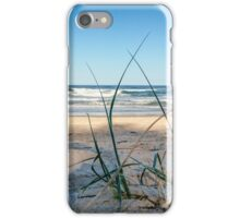 Ocean Blades of Grass iPhone Case/Skin