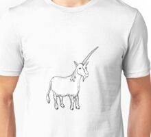 Grumpy Unicorn Unisex T-Shirt