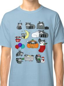 Raccoons! Classic T-Shirt
