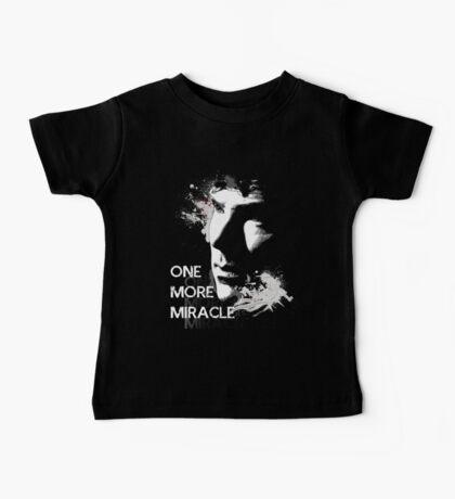 Sherlock - One More Miracle Baby Tee