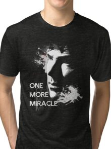 Sherlock - One More Miracle Tri-blend T-Shirt