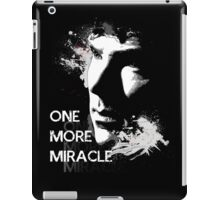 Sherlock - One More Miracle iPad Case/Skin