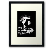 Sherlock - One More Miracle Framed Print