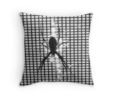 Creepy Crawler Throw Pillow