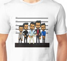 Suspects Unisex T-Shirt