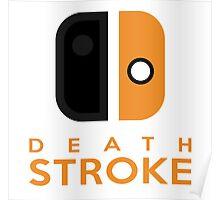 Deathstroke Switch Poster