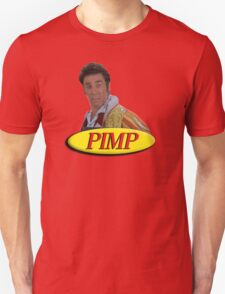 Cosmo Kramer from Seinfeld as a pimp T-Shirt
