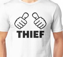 Thief Unisex T-Shirt