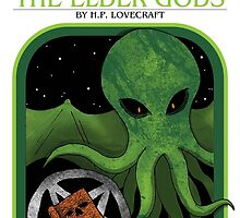 Cthulhu Your Own Adventure by vonplatypus