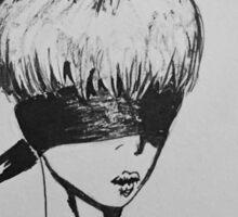 BTS Jimin Wings fanart  Sticker