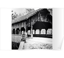 Covered Bridge II Poster