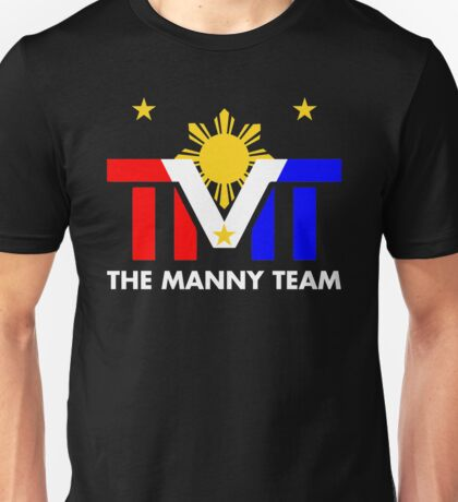 The Manny Team Unisex T-Shirt