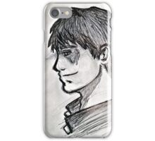 Travel sketch - the Outsider iPhone Case/Skin