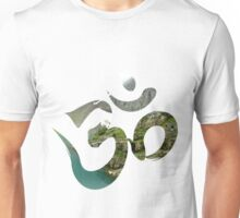 Om mountains Unisex T-Shirt