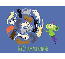 My Catamari and Me Photographic Print