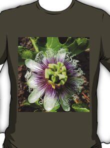 Passionfruit Flower T-Shirt