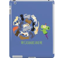 My Catamari and Me iPad Case/Skin