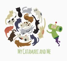My Catamari and Me Kids Clothes