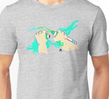 Colored Hands Unisex T-Shirt