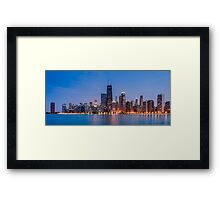 Chicago Waterfront Framed Print