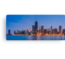 Chicago Waterfront Canvas Print