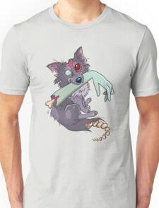 Rufus zombie dog Unisex T-Shirt